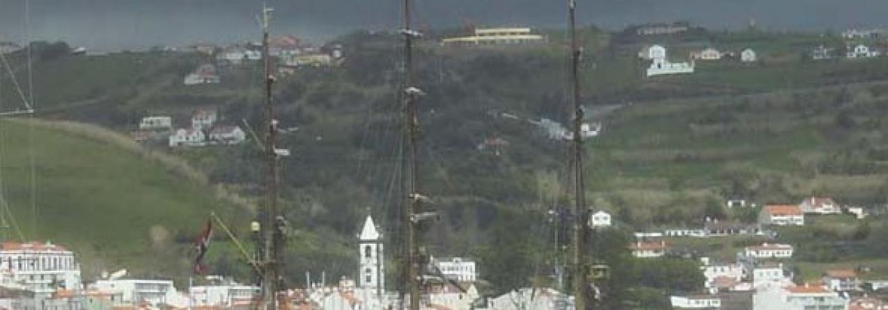 Outro navio escola na Horta