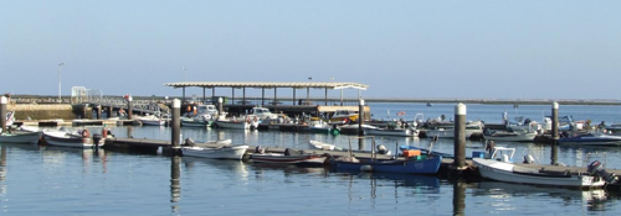 Falta de condições no porto de Olhão