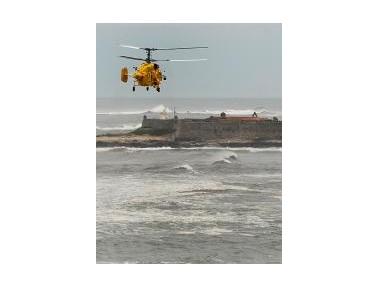 6/04/2011: Embarcação afundou a sul do cabo Espichel, dois pescadores salvos e um terceiro faleceu