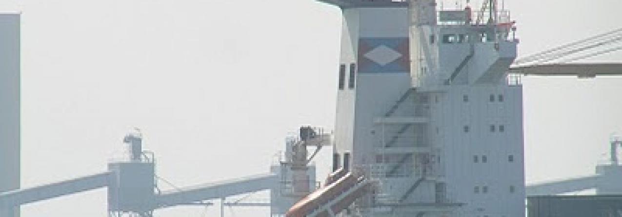 Tripulante evacuado de navio ao largo da Terceira