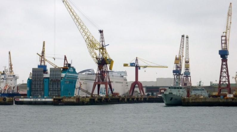 Plano de reestruturação dos Estaleiros de Viana do Castelo está suspenso