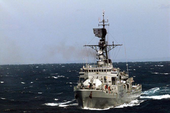 Marinha recolheu corpo a boiar a 600 quilómetros a sudoeste da Terceira