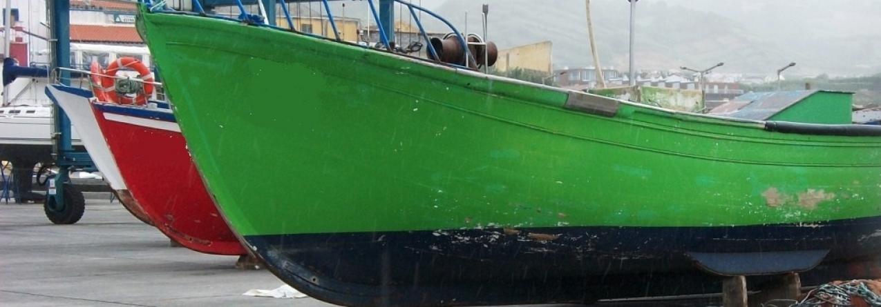 Pescadores sem autorização para aumentar potência dos motores das embarcações
