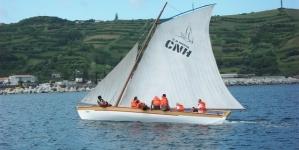 Classificação da regata de botes baleeiros
