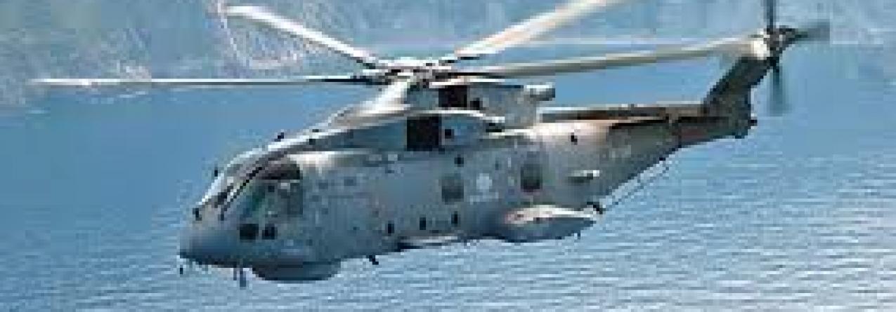 Helicóptero da FAP retirou tripulante doente de um navio na Madeira