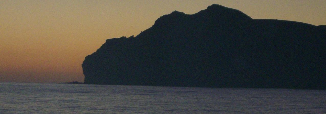 Derrocada apanha homem na costa do Faial