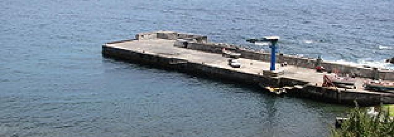 PPM propõe ampliação do porto do Corvo