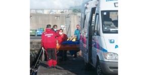 """Identificado corpo de pescador do """"Ana da Quinta"""" recolhido cinco meses depois do naufrágio"""