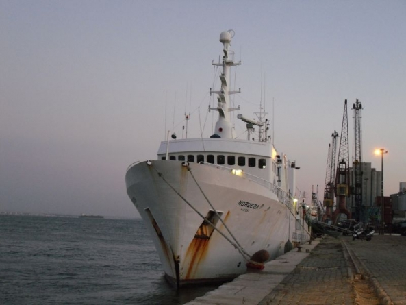Portugal vai ter novo navio de investigação do mar, que substituirá o Noruega