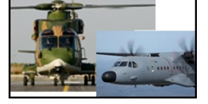 Força Aérea transferiu para ilha do Faial tripulante de navio turco ferido a bordo