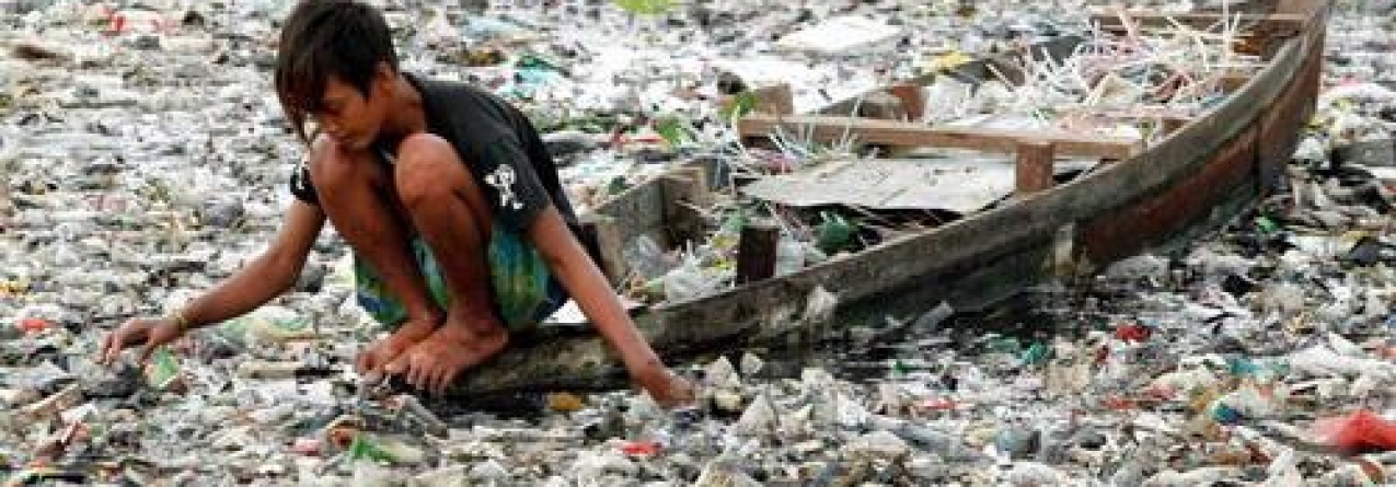 Falar do lixo do mar, antes de termos um mar de lixo!!