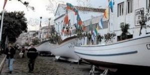 Pescadores de Vila Franca festejam santo padroeiro