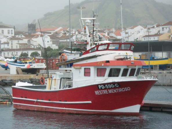 Roubo de barco acaba em 3 mil euros de prejuízo