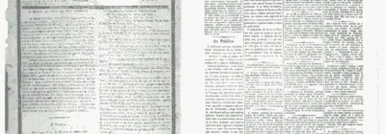 O jornal que mudou a vida de um pescador
