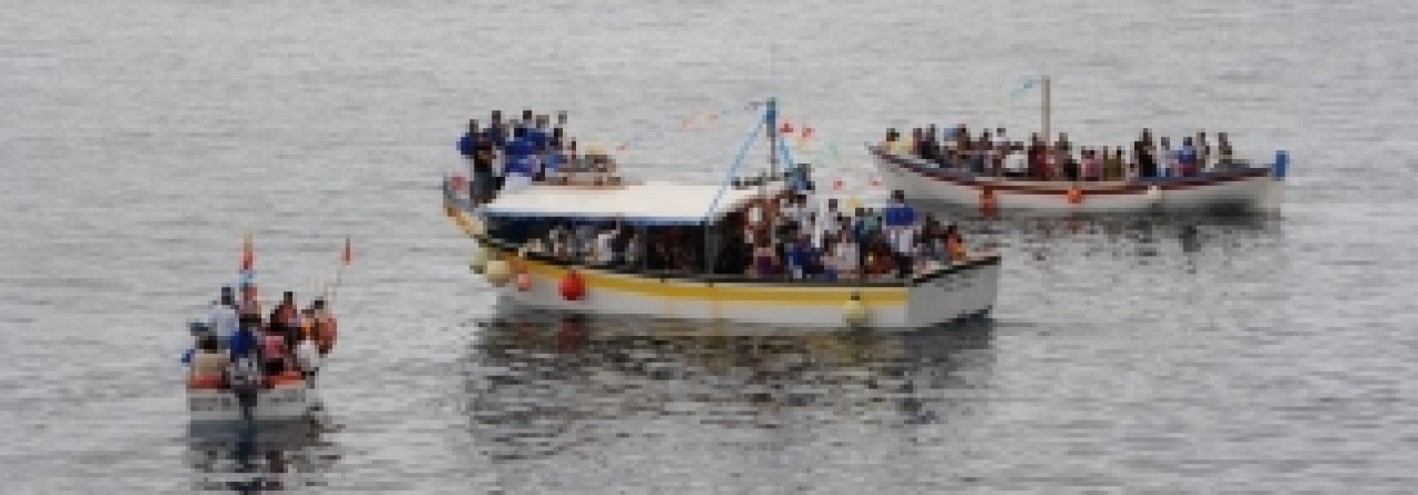 Pescadores da Lagoa festejaram santo padroeiro