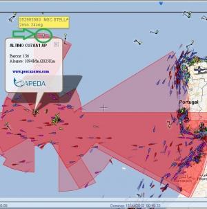 Tripulante de cargueiro alemão morre ao largo dos Açores