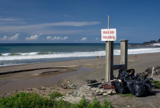 Oceanos: Portugal entre os melhores na redução do lixo