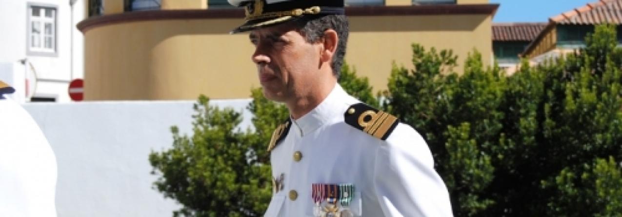 Vieira Branco é o novo Capitão do Porto da Horta