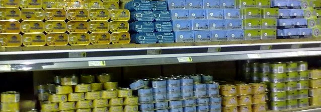 Capturas da espécie de atum utilizada pela indústria conserveira aumentaram 200%
