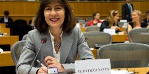 Patrão Neves nomeada relatora das Pescas