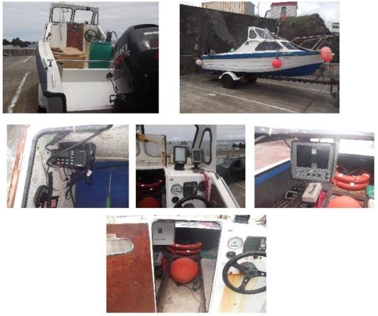 Embarcação para venda