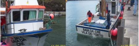 Embarcação à venda