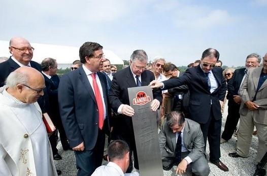 Ramirez quer abrir nova fábrica de Matosinhos em abril ou maio de 2015