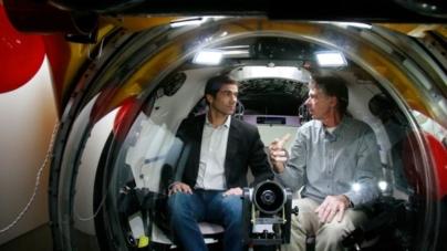 Submarino LULA 1000 e a exploração do mar abrem oportunidades para biotecnologia marinha