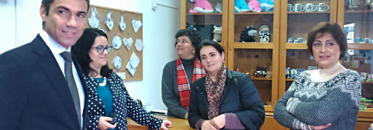 O papel das associações de mulheres no setor das pescas
