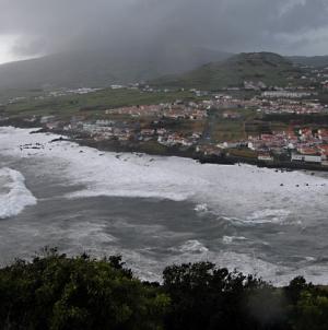 Açores são das regiões mais vulneráveis aos efeitos negativos das alterações climáticas