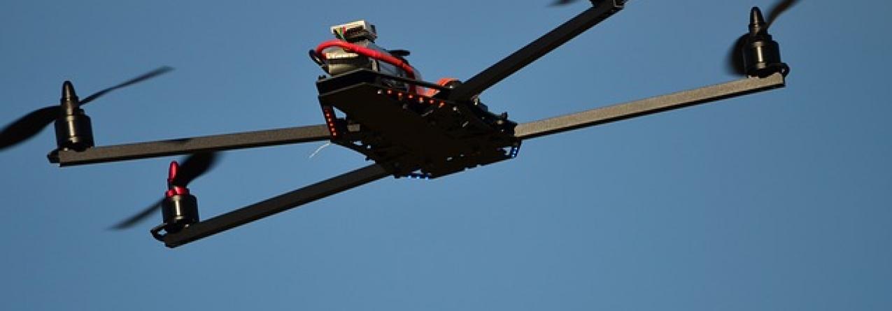 Os Açores vão utilizar um «drone» para inspecionar zonas remotas do mar do arquipélago (video)