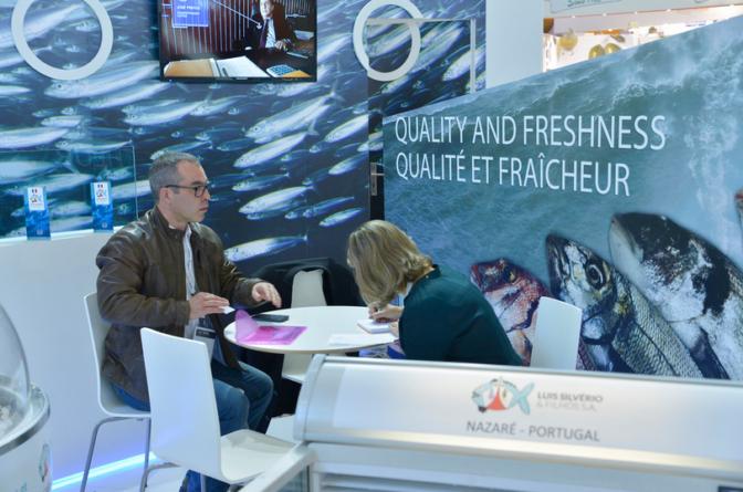 Empresas portuguesas de pescado presentes na SIAL Paris