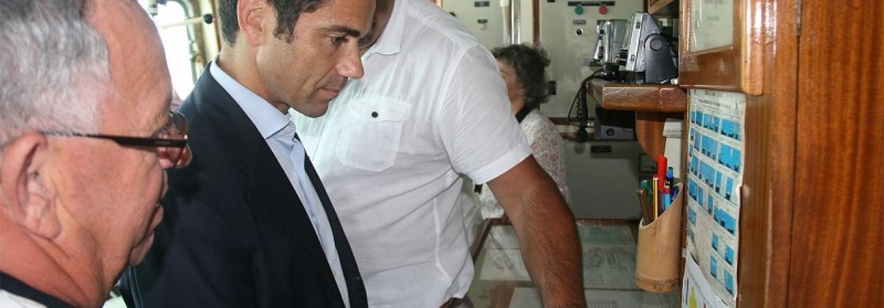 """Governo dos Açores considera redução da quota de pesca do goraz """"mal menor"""""""