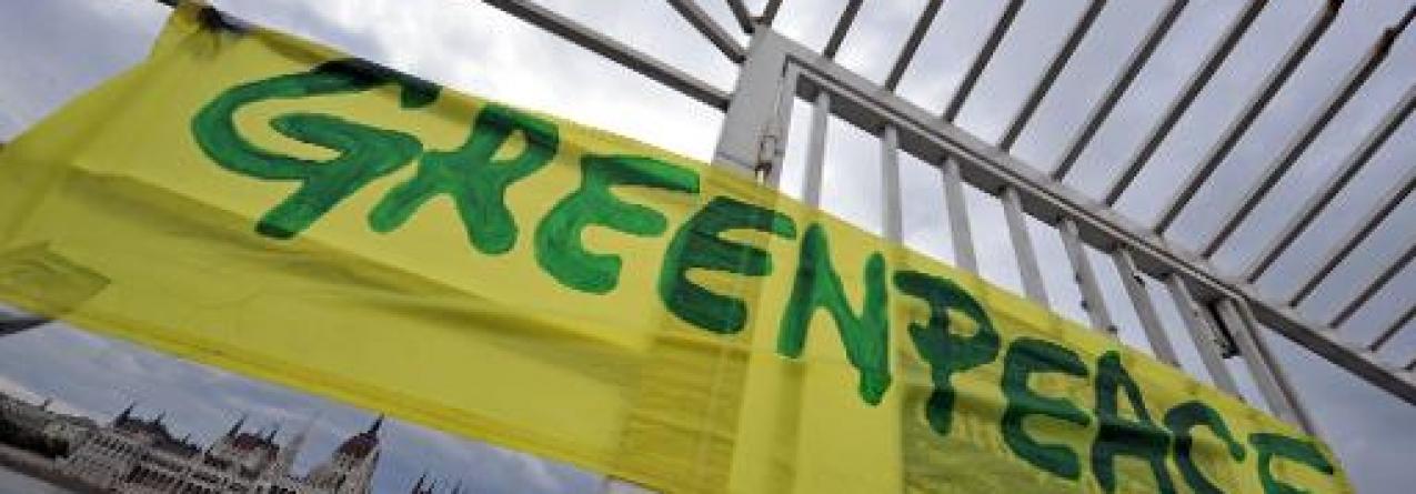 Dois barcos de pesca portugueses na lista negra da Greenpeace