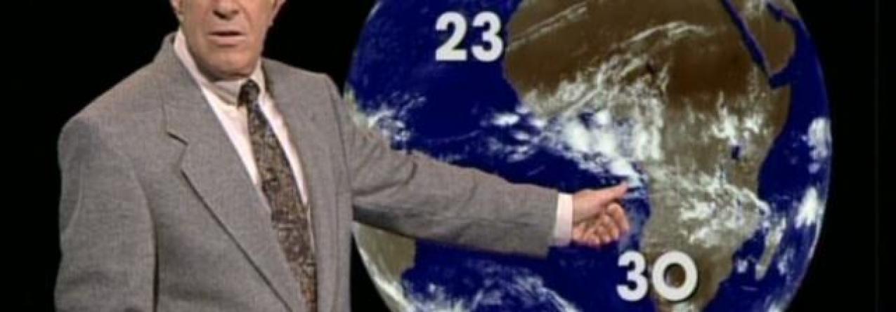 Morreu o meteorologista Anthímio de Azevedo