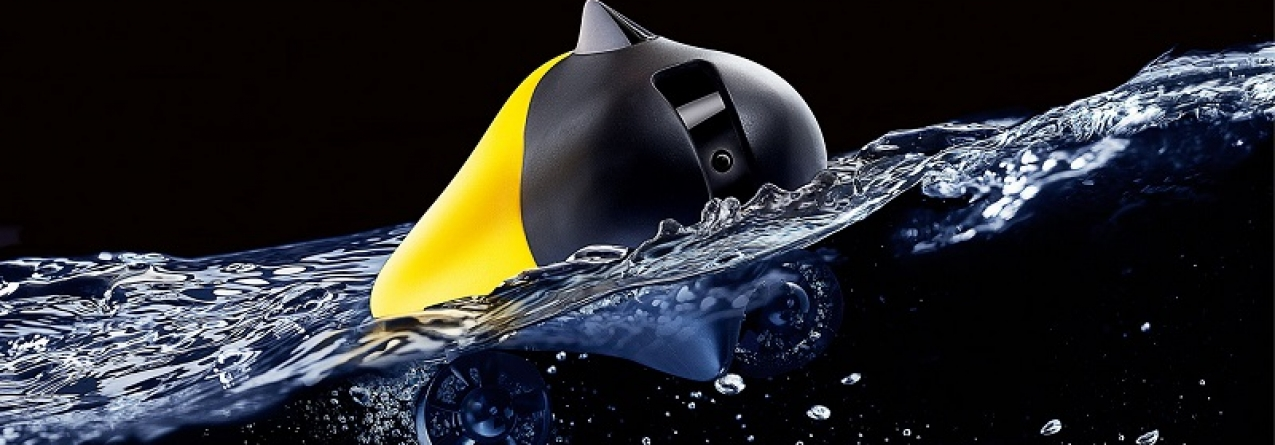 'Drone' para meio aquático desenvolvido nos Açores chega ao mercado em 2015