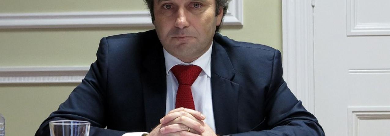 Vítor Fraga justifica a aquisição de novos navios com capacidade para 650 passageiros e 150 viaturas