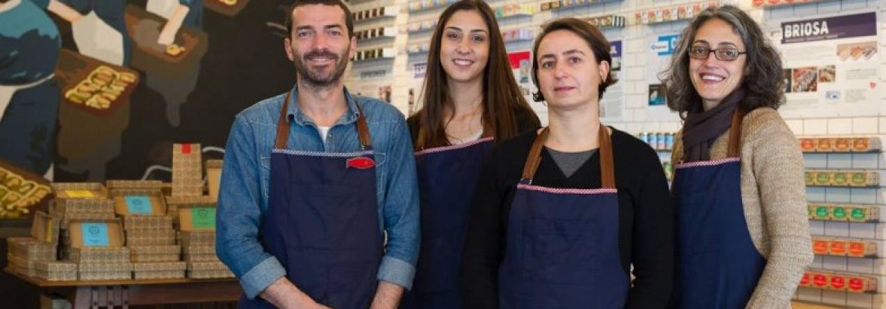 Loja das Conservas inaugura espaço português em Paris