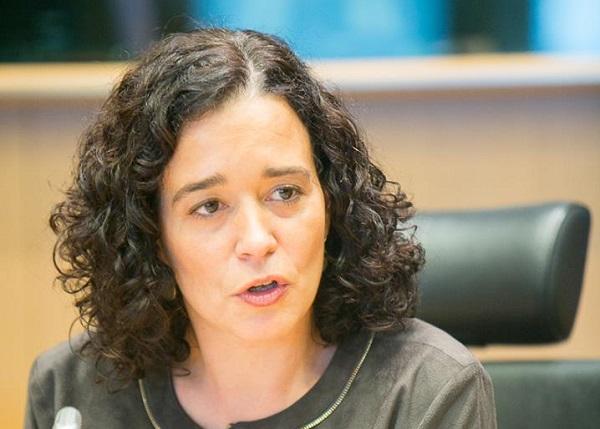 """Sofia Ribeiro vice-presidente para as regiões ultraperiféricas do intergrupo """"Mares, Ilhas, Rios e Zonas Costeiras"""""""