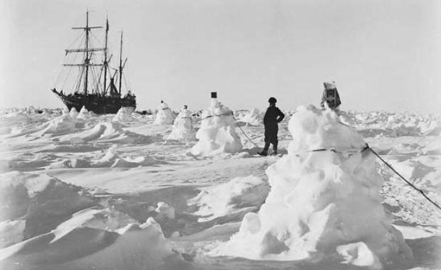 A incrível aventura de sobrevivência na Antárctida