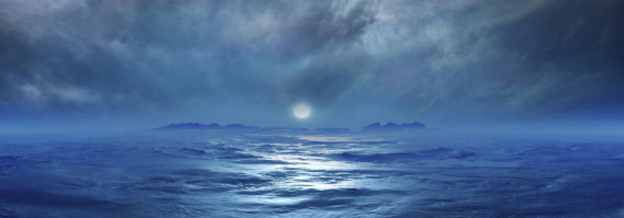 Super-Terras têm oceanos estáveis e perfeitos para albergar vida extraterrestre