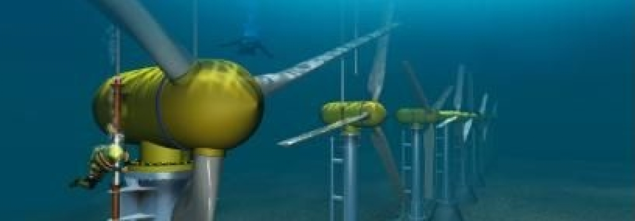 Energia debaixo do oceano? No Japão, sim