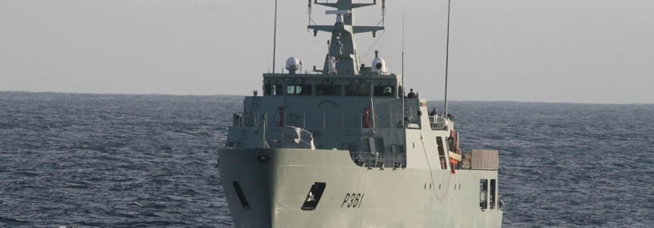 West Sea constrói novos navios Patrulha Oceânica