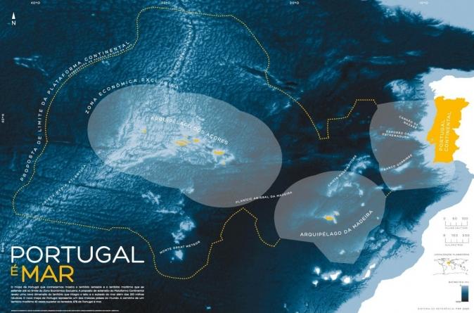 ONU pode começar a analisar alargamento da plataforma continental portuguesa em 2016