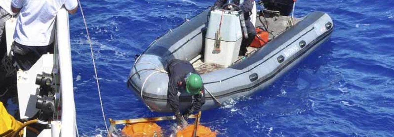 Banco Condor vai permanecer encerrado à pesca para continuação de estudos científicos