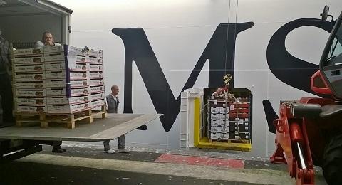 Na Madeira produtos regionais também abastecem os navios de cruzeiro