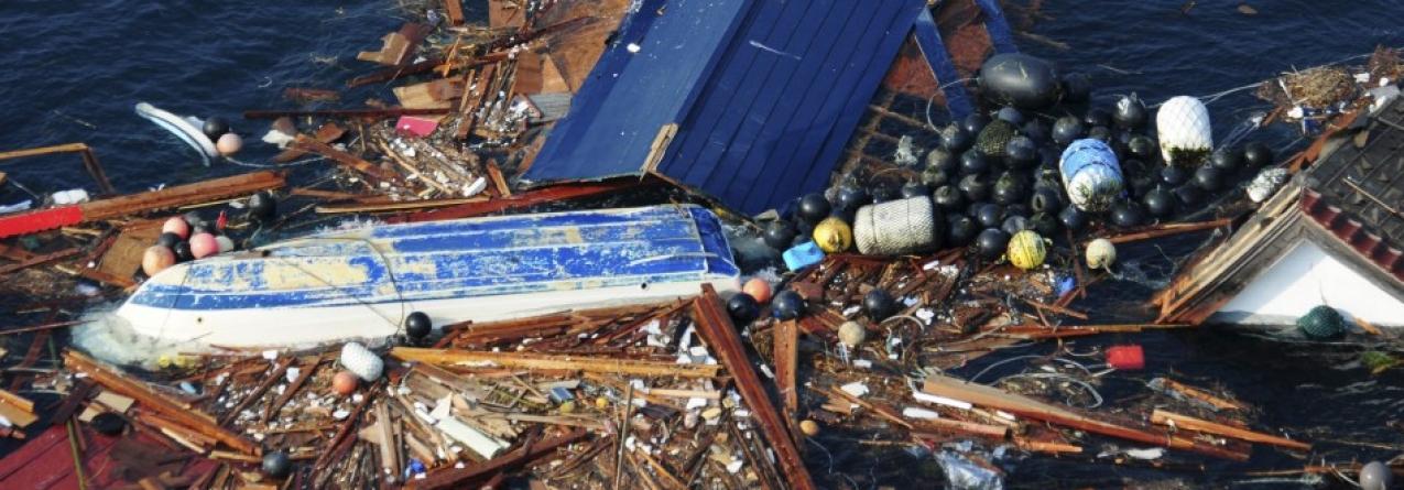 Há mais de 268.000 toneladas de plástico a boiar nos oceanos