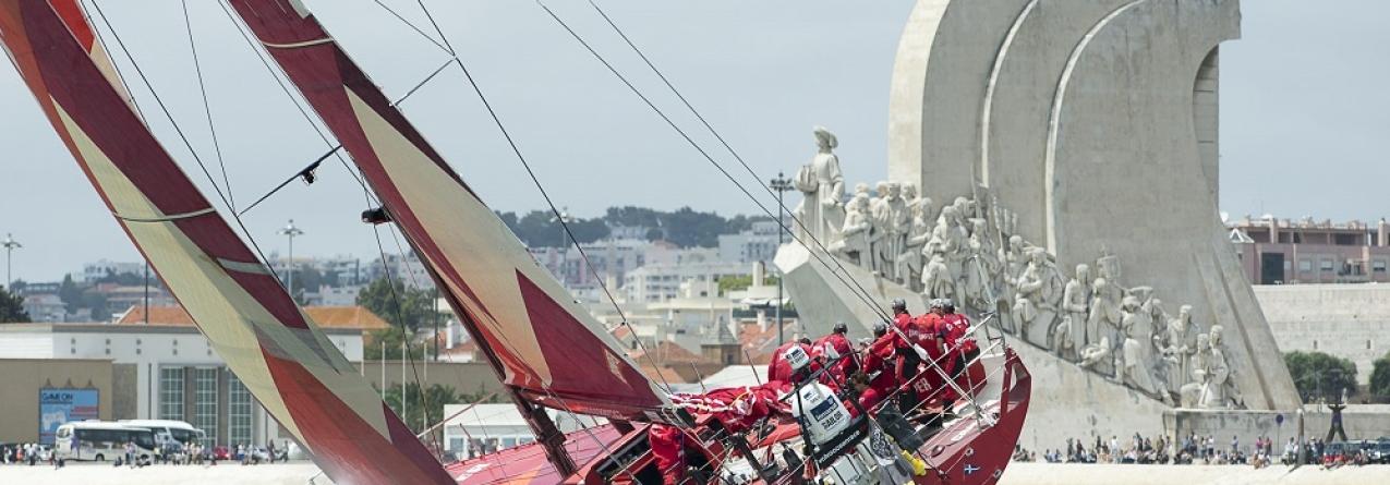 Lisboa é única cidade europeia a receber a Volvo Ocean Race