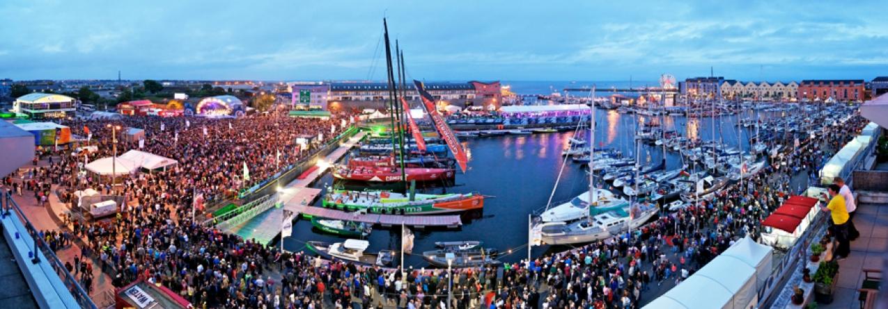 Lisboa investe quatro milhões na passagem da Volvo Ocean Race