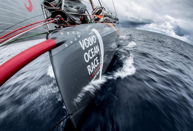 À espera que a Volvo Ocean Race dê a Volta ao Mundo